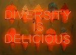 "Philip Hazard  ""Diversity is Delicious"""